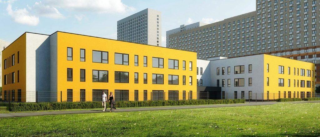 В районе Люблино появится новый детский сад