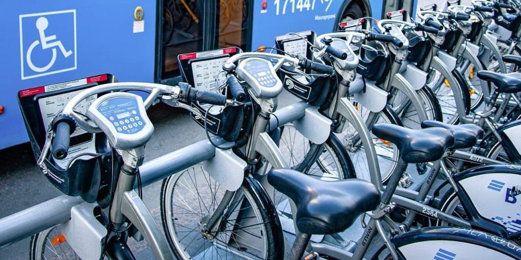В Люблине велосипед можно будет взять напрокат за 5 рублей